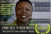 rose johnson, awards, hell or high water